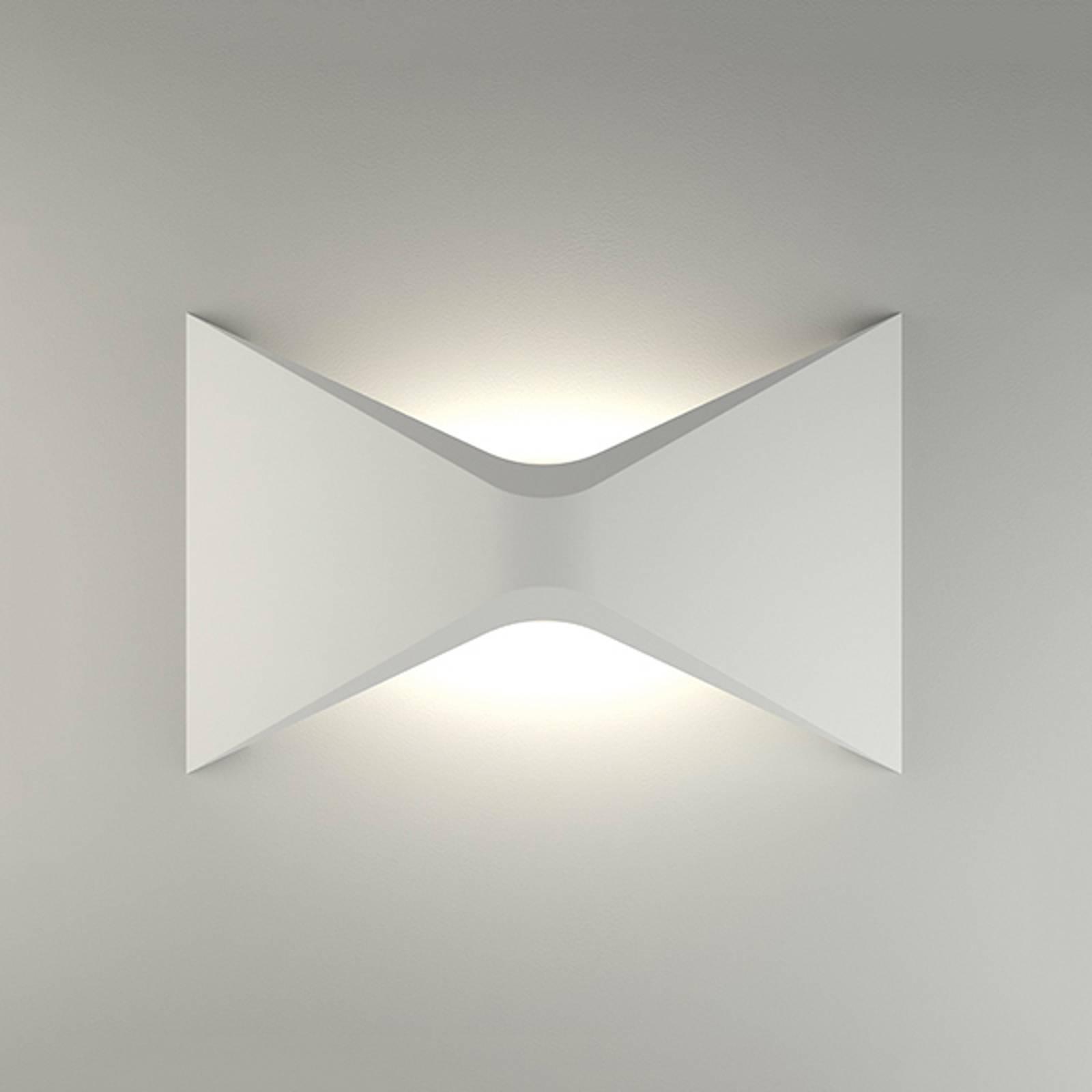 LED wandlamp 2388 keramiek 3.000 K niet dimbaar