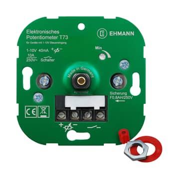 EHMANN T73 el-potensiometer f. elektronisk ballast