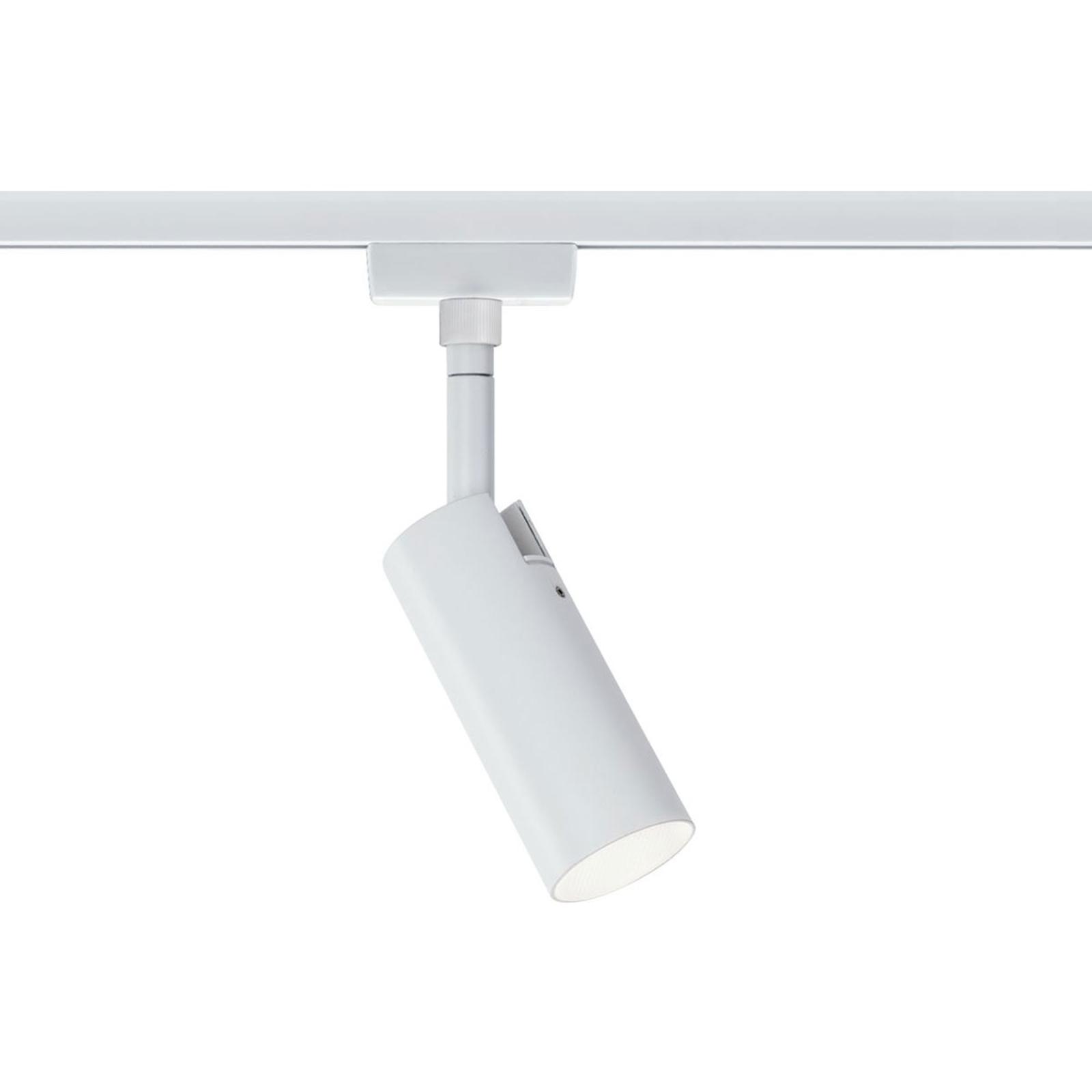 Paulmann URail Tubo LED-Spot, weiß