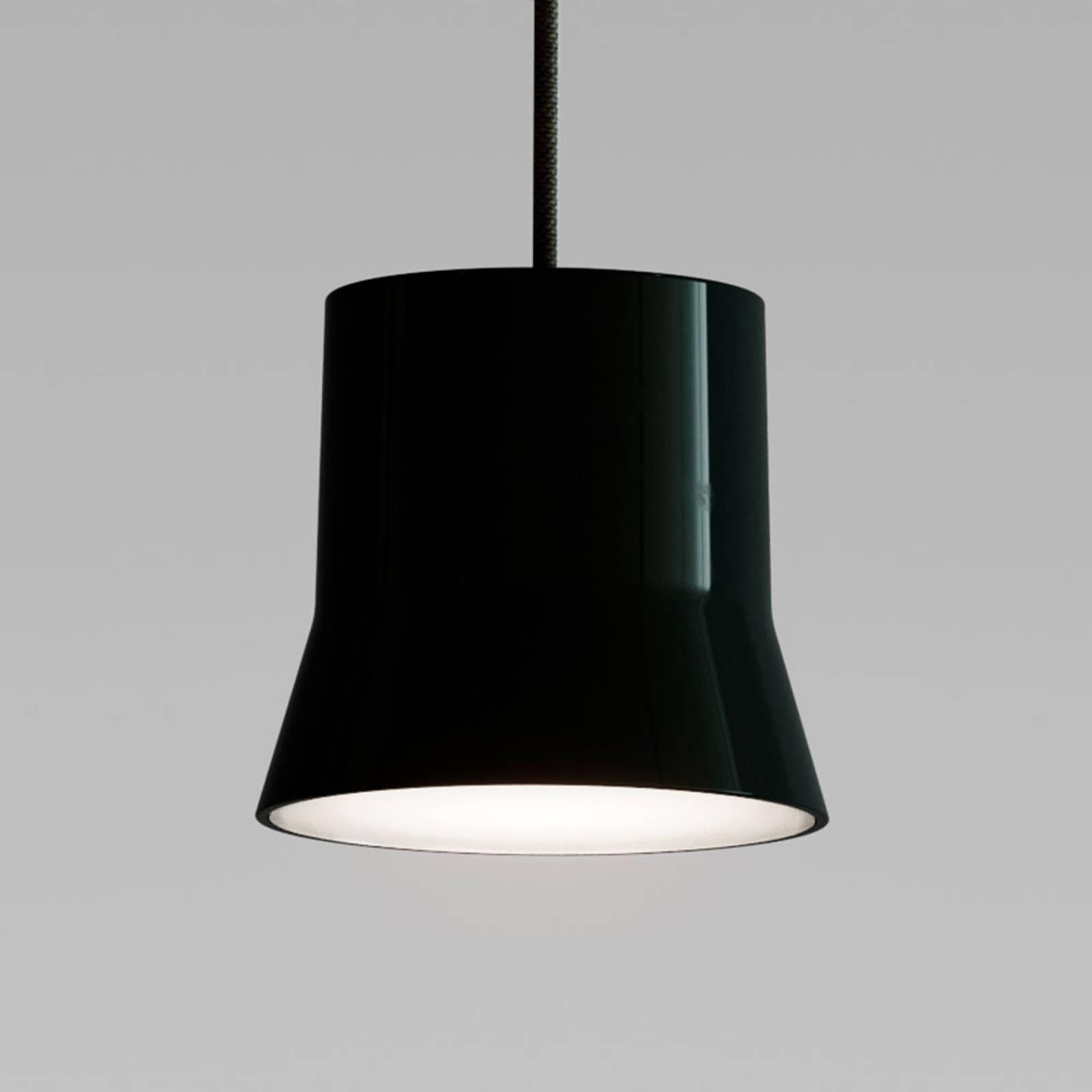 Artemide GIO.light LED-Hängeleuchte, schwarz