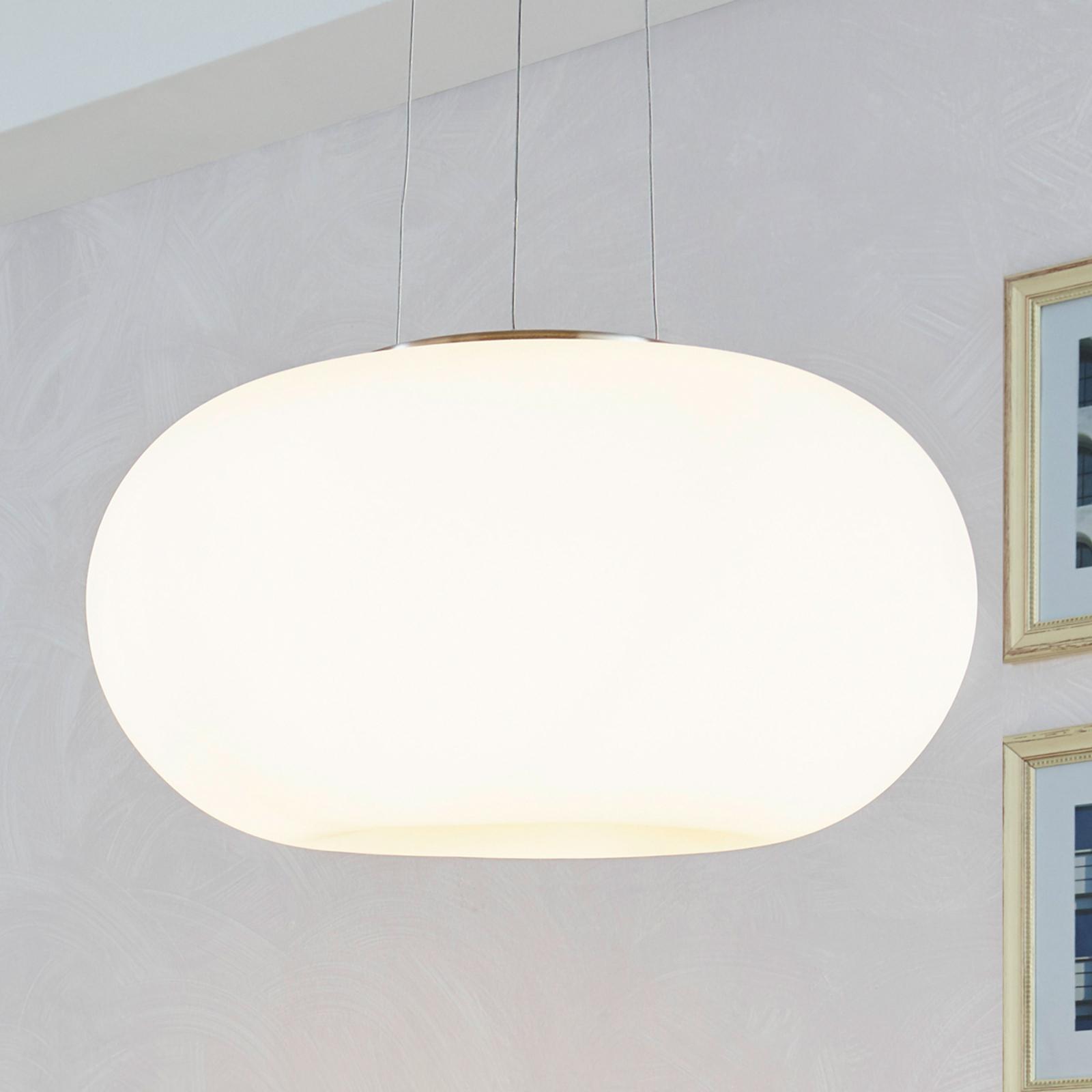 Moderna lámpara colgante Optica de 35 cm