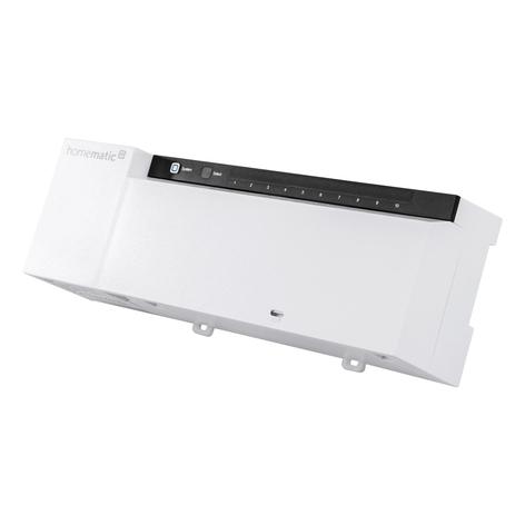 Homematic IP gulvvarmeaktuator, 10-delt, 230 V