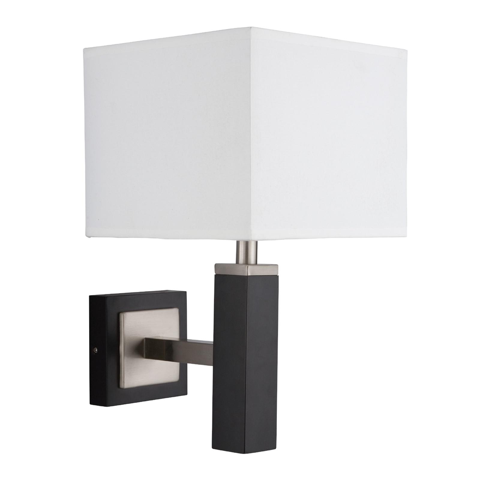 WAVERLEY- wandlamp met witte kap