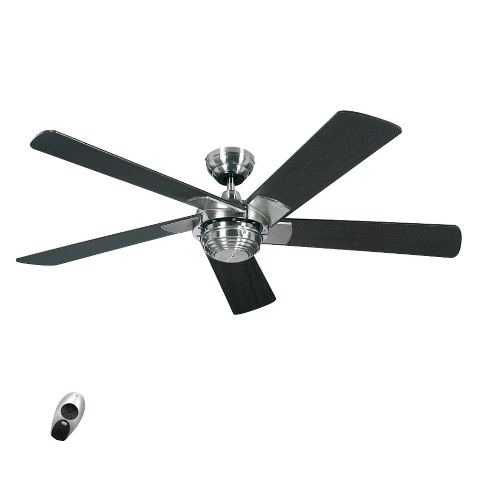 Klasicky moderní stropní ventilátor Rotation