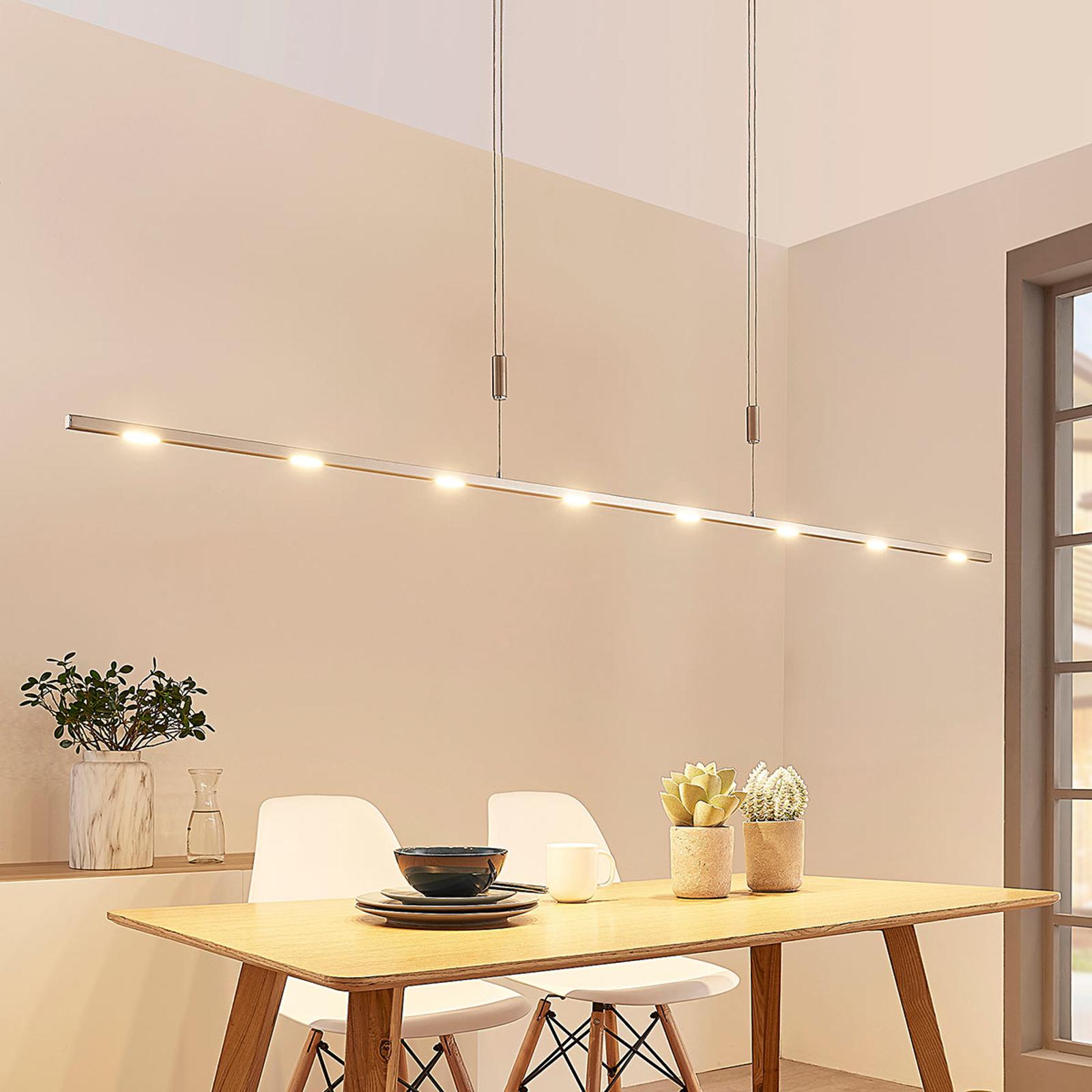 LED hanglamp Arnik, dimbaar, 180 cm