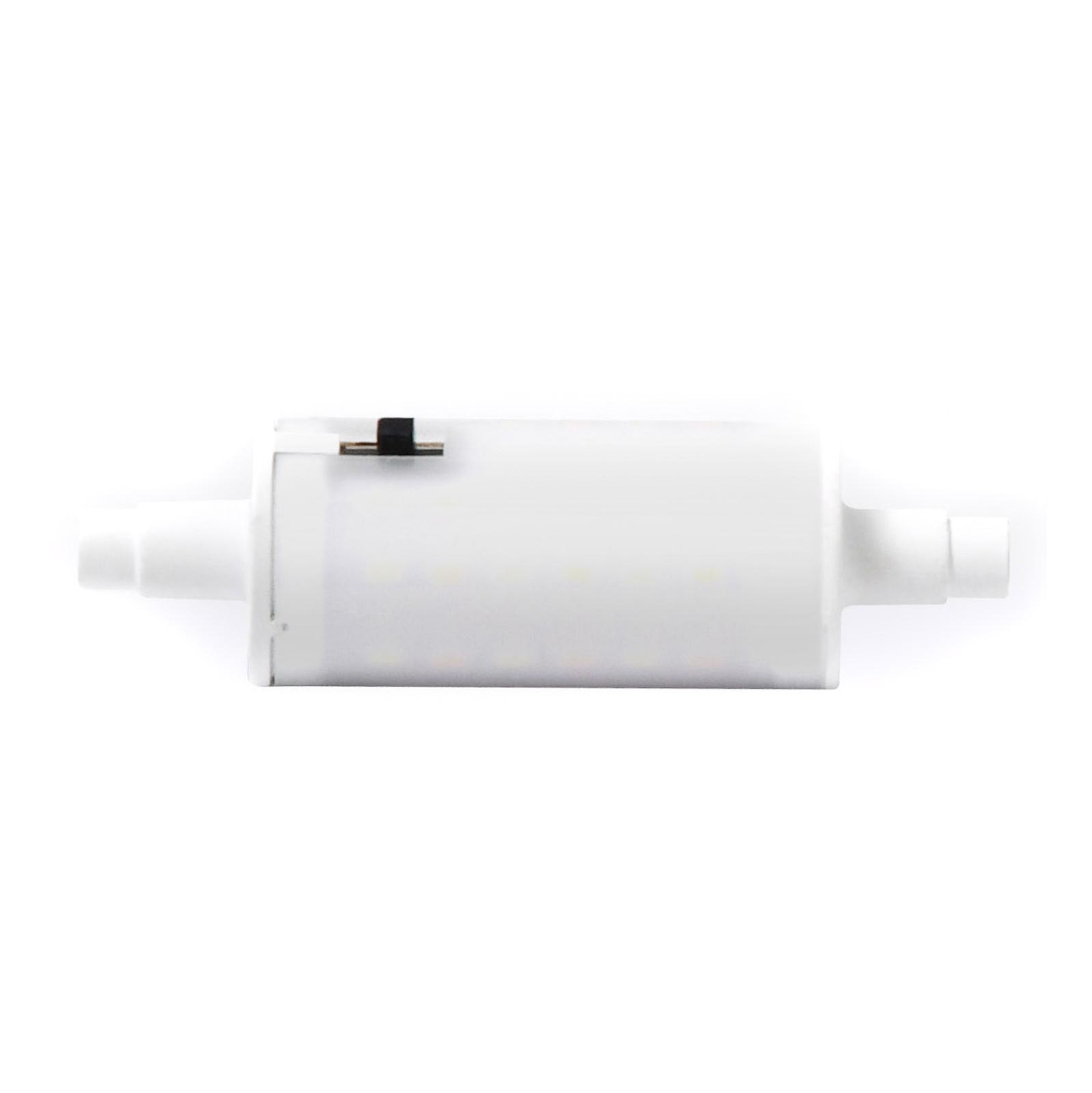 LED bulb R7s 3.2 W, length 7.8 cm, 400 lm, CCT_3538233_1