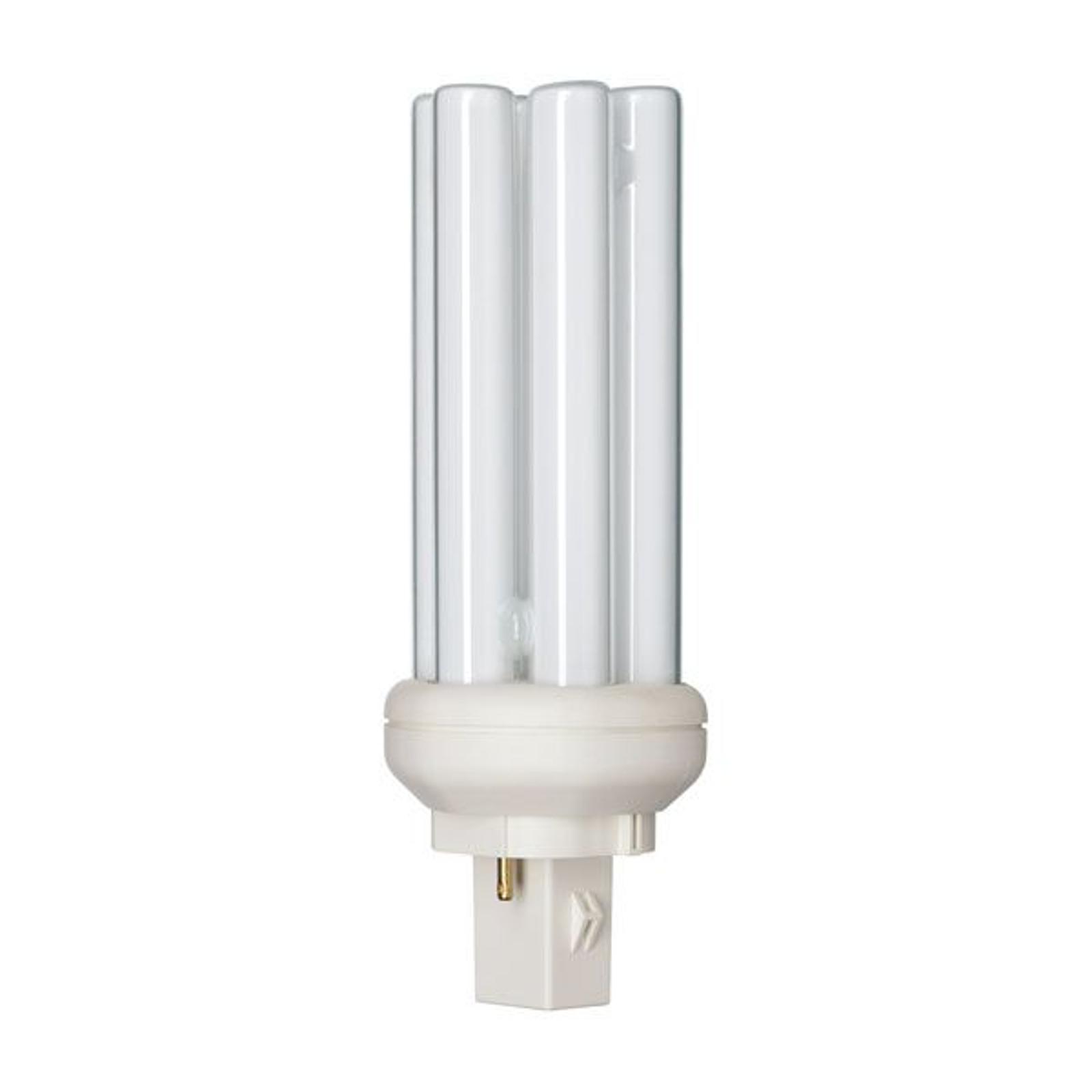 Ampoule fluocompacte GX24d Master 18W PL-T 840