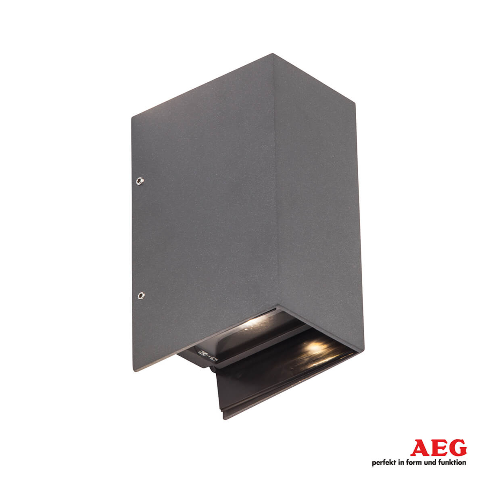 AEG Adapt - LED-Außenwandleuchte Up- and Downlight