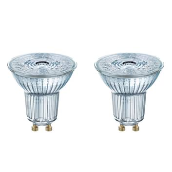 GU10 3,6W 827 LED-Reflektor 2er-Set