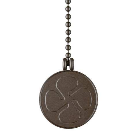 Westinghouse tuulettimet medaljonki-kettinki