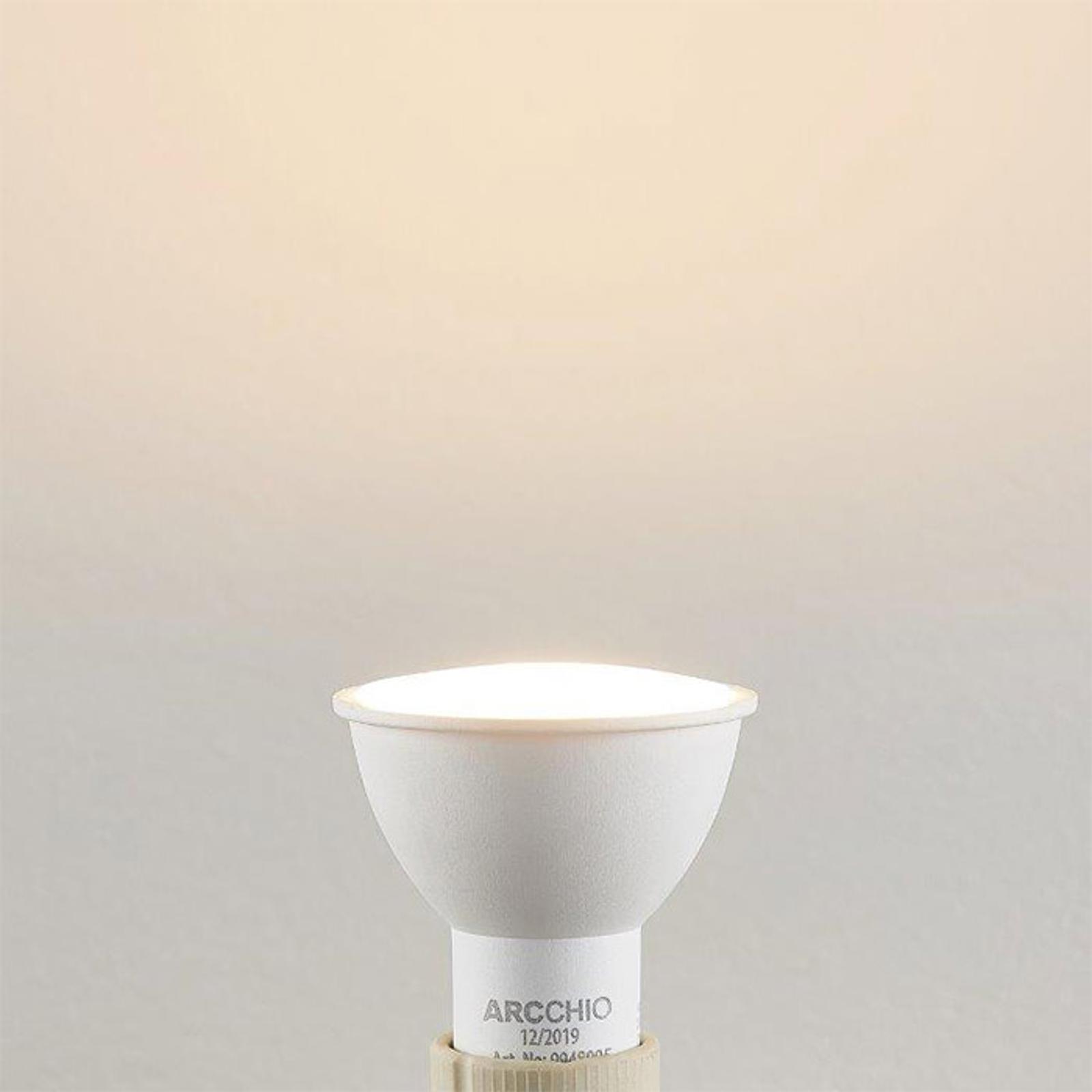 Réflecteur LED GU10 7W 3000K 120°