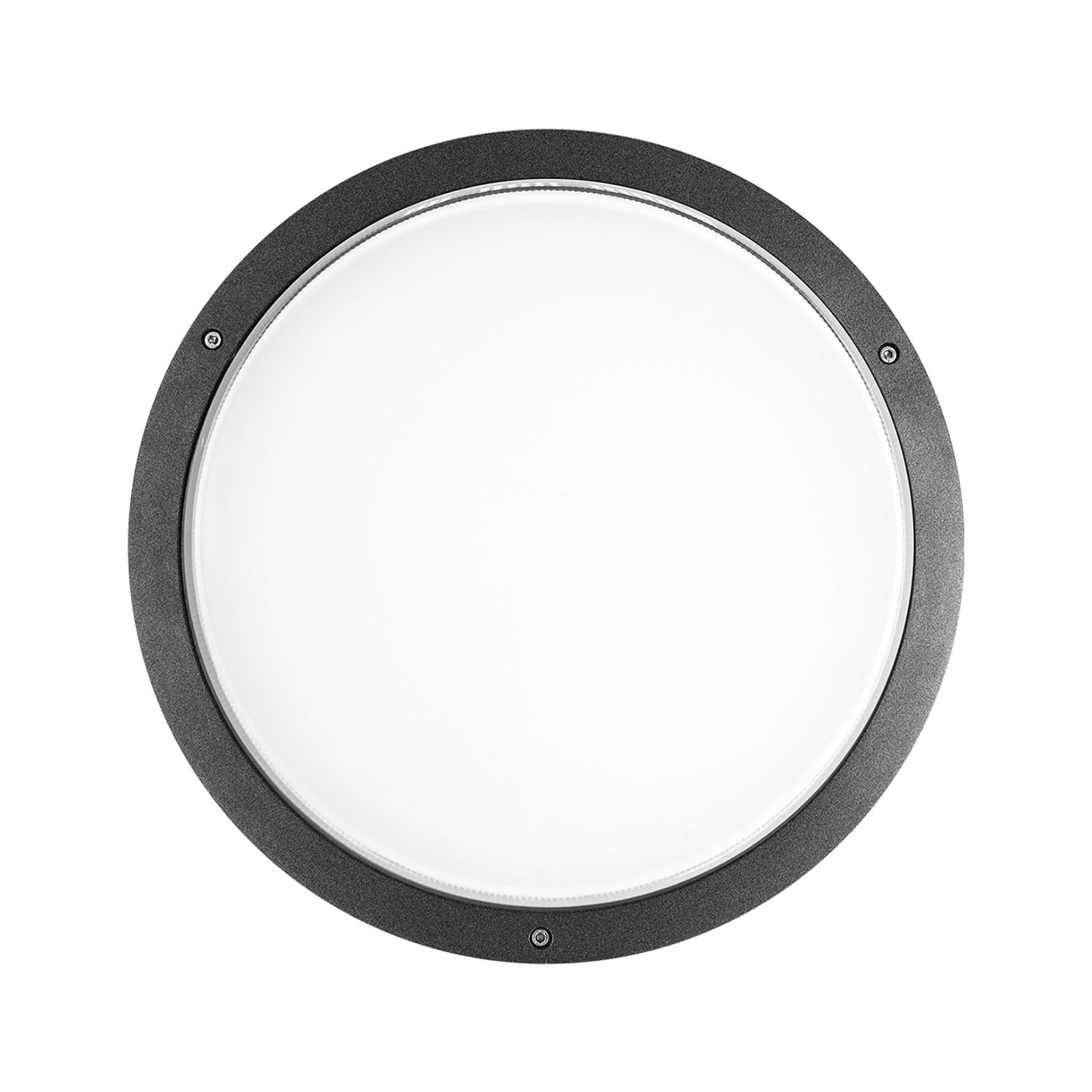 Applique Bliz Round 40 3 000 K anthracite dimmable