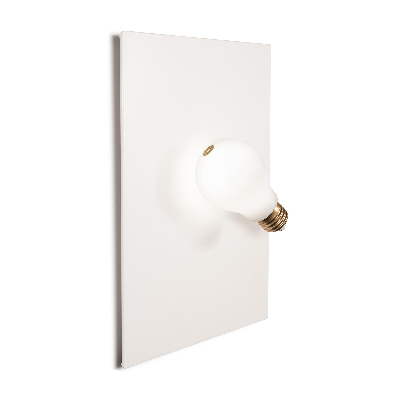 Slamp Idea LED-Wandleuchte, weiß