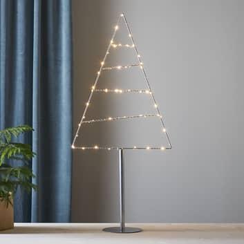 Lampada LED Triangle, albero
