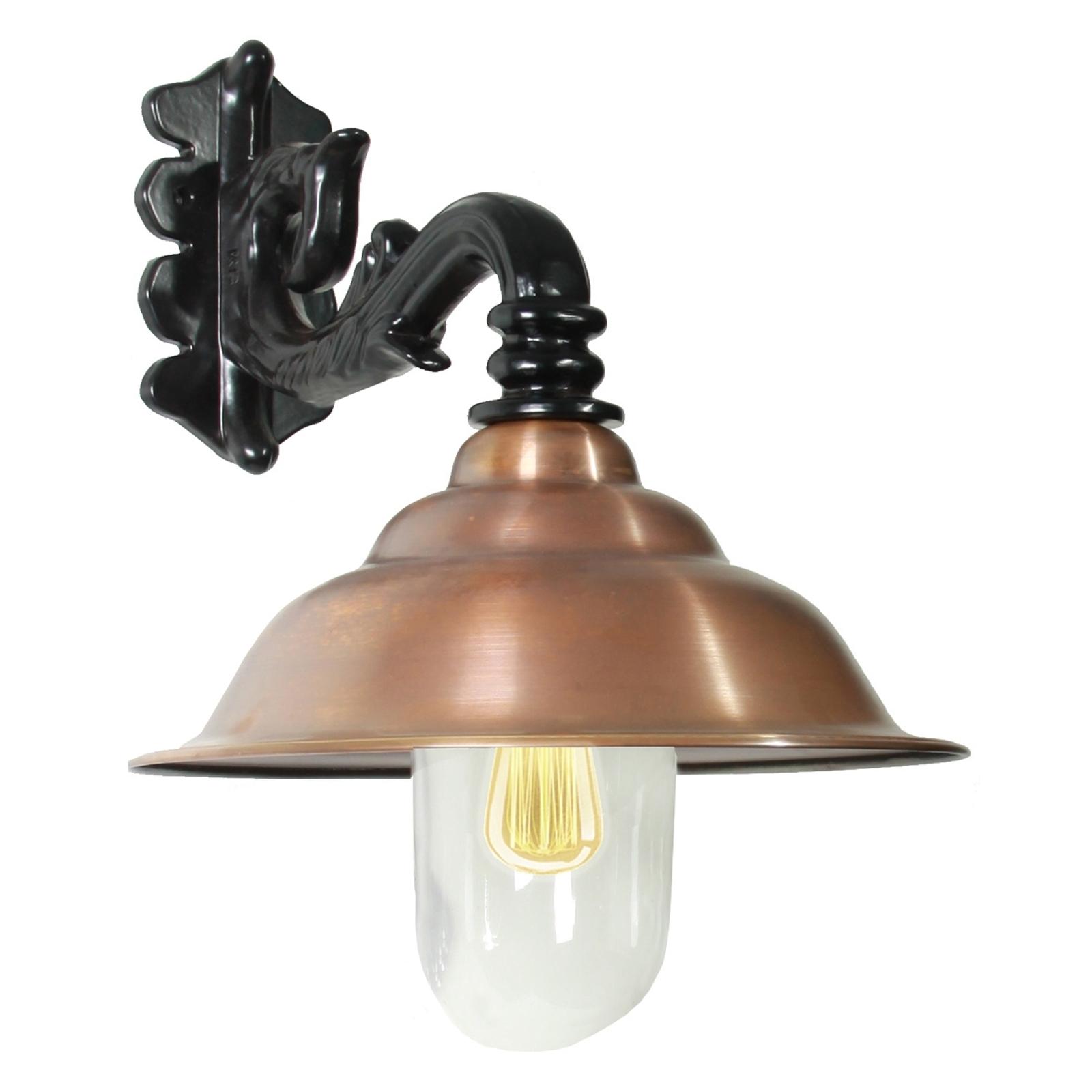 Zewnętrzna lampa ścienna CHATEAU