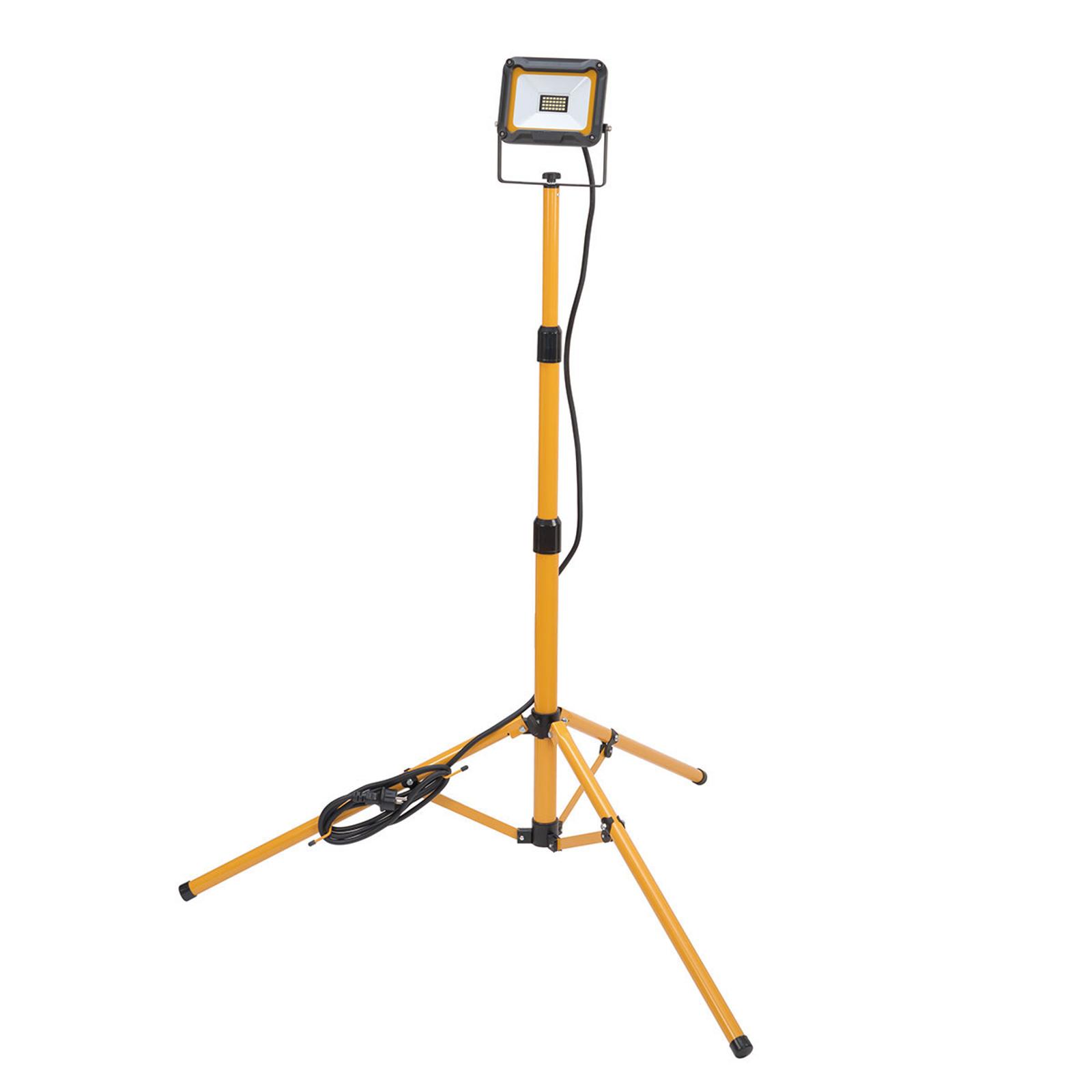 LED spot Jaro driebeenvoet IP65 1-lamp 20W