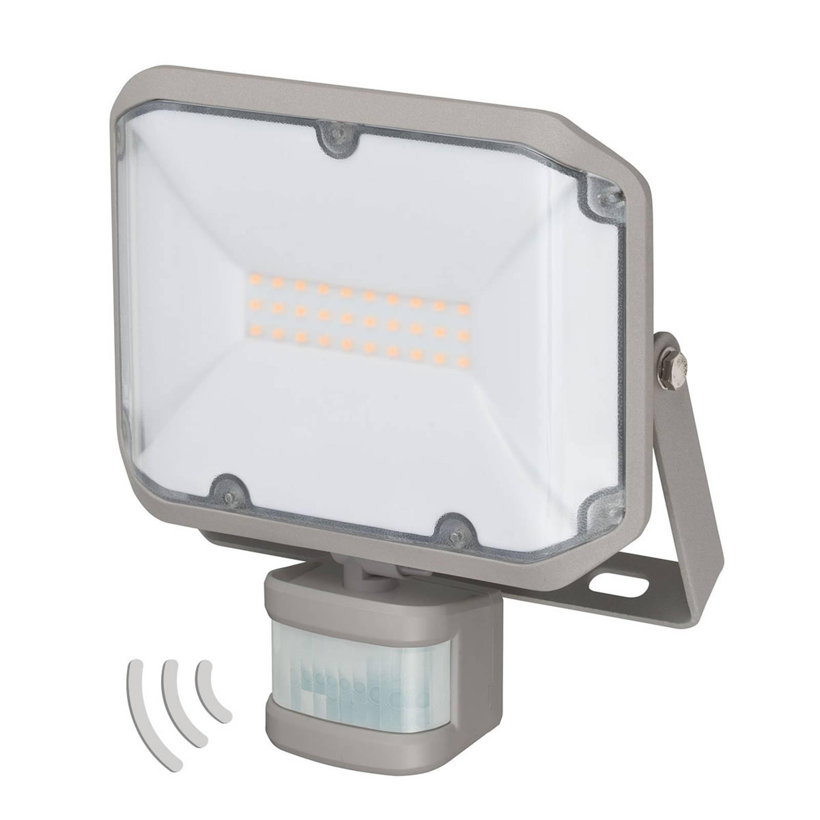 LED buitenspot AL met IR-sensor IP44 20W