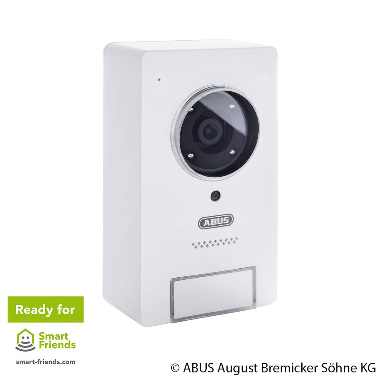 ABUS Smart Security WLAN videocitofono