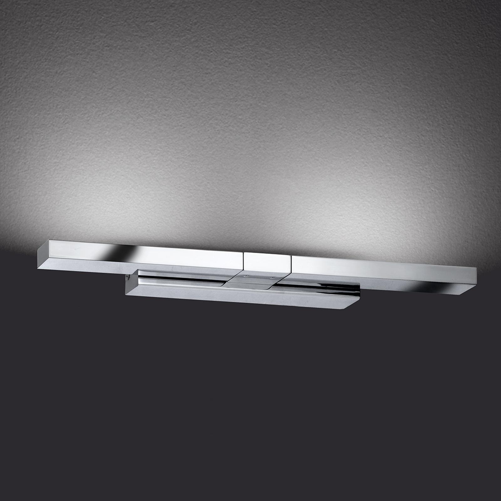 Versatile applique LED Clareo, cromo