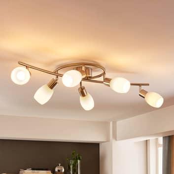 Plafonnier LED lumineux Arda, easydim