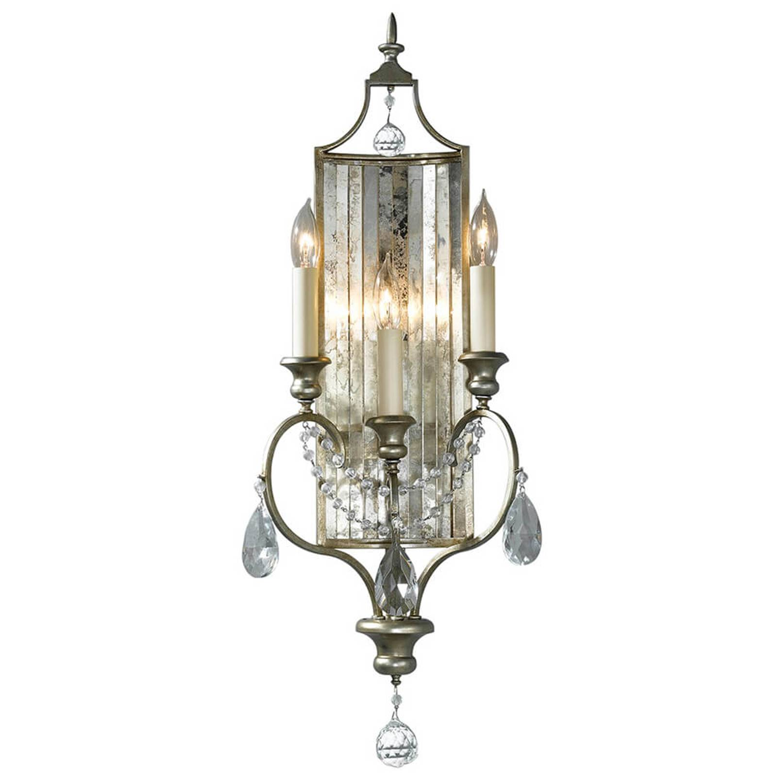 Wandlamp Gianna met drie lampjes