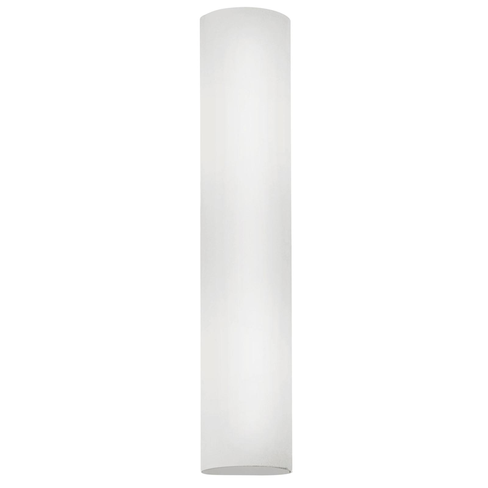 Prosta lampa ścienna Zena wys 39 cm
