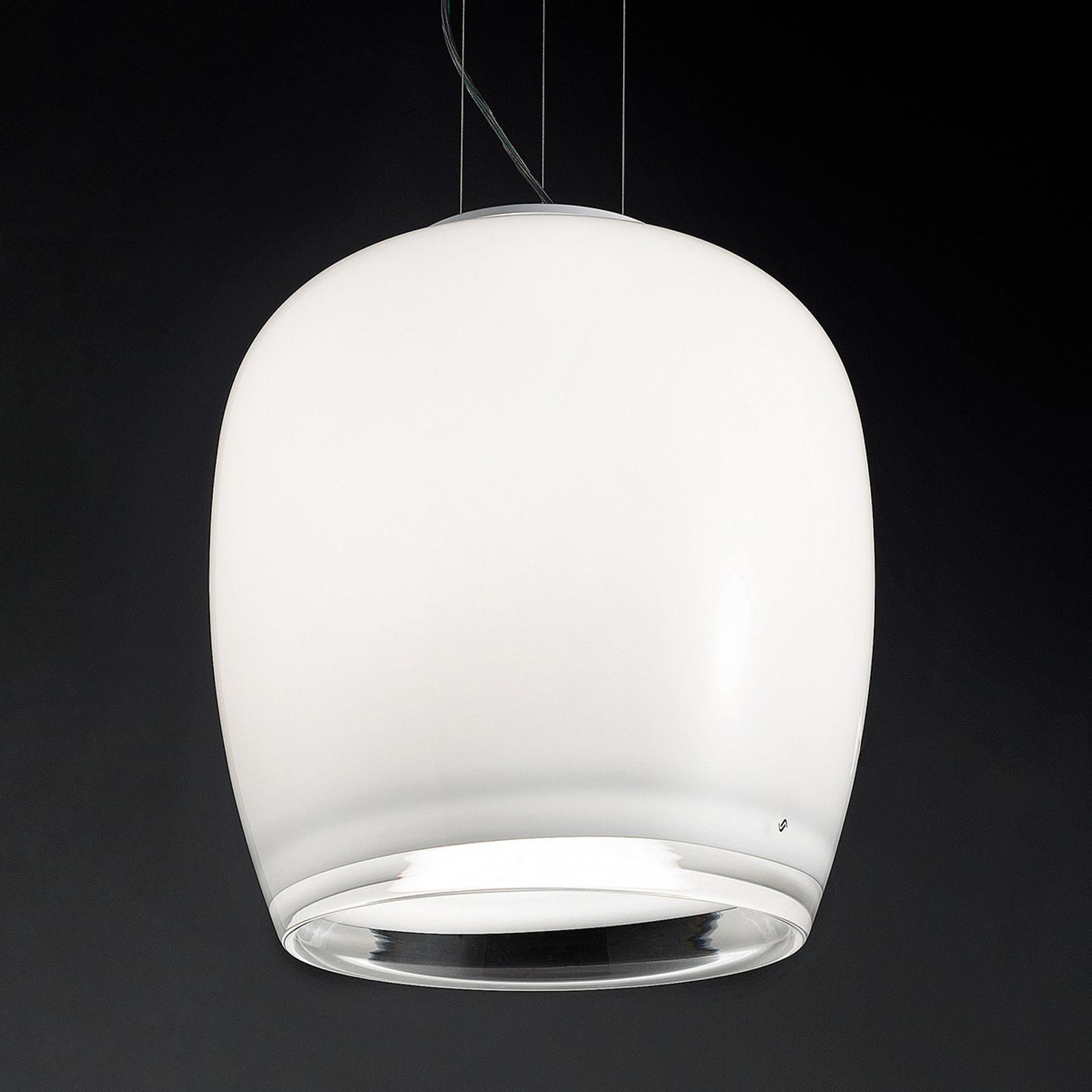 Implode - lampa wisząca ze szkła Ø 38 cm