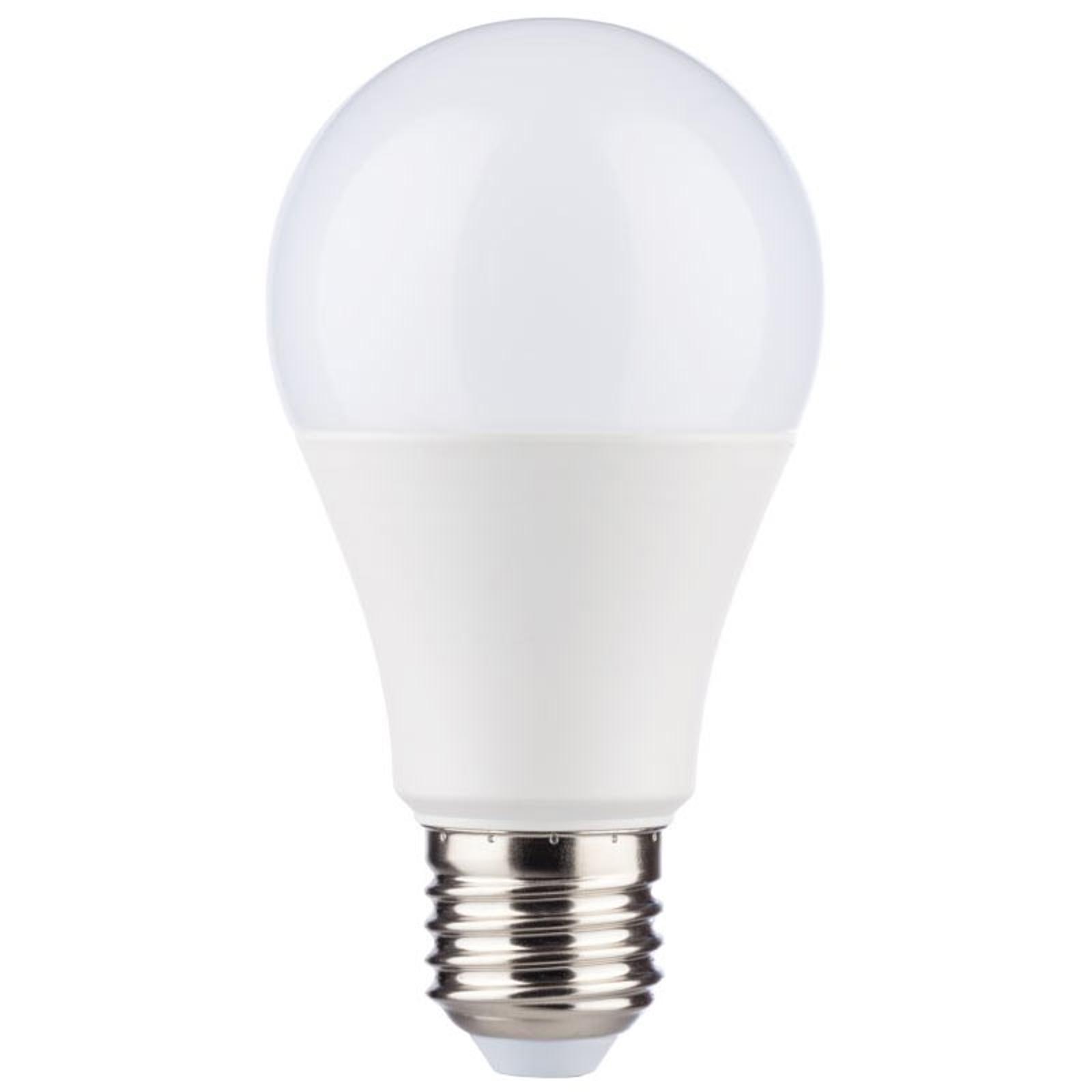 LED-Lampe E27 9 W A60 2.700K 806 Lumen
