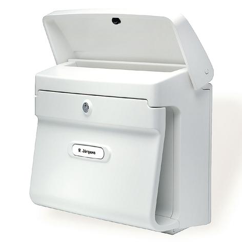 Bremen-postilaatikko muovia