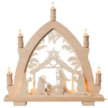 Ljusstake Kristi födelse