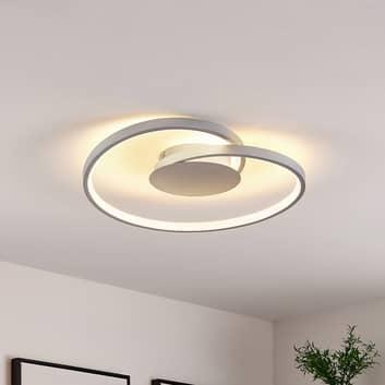 Lucande Enesa plafón LED, redondo