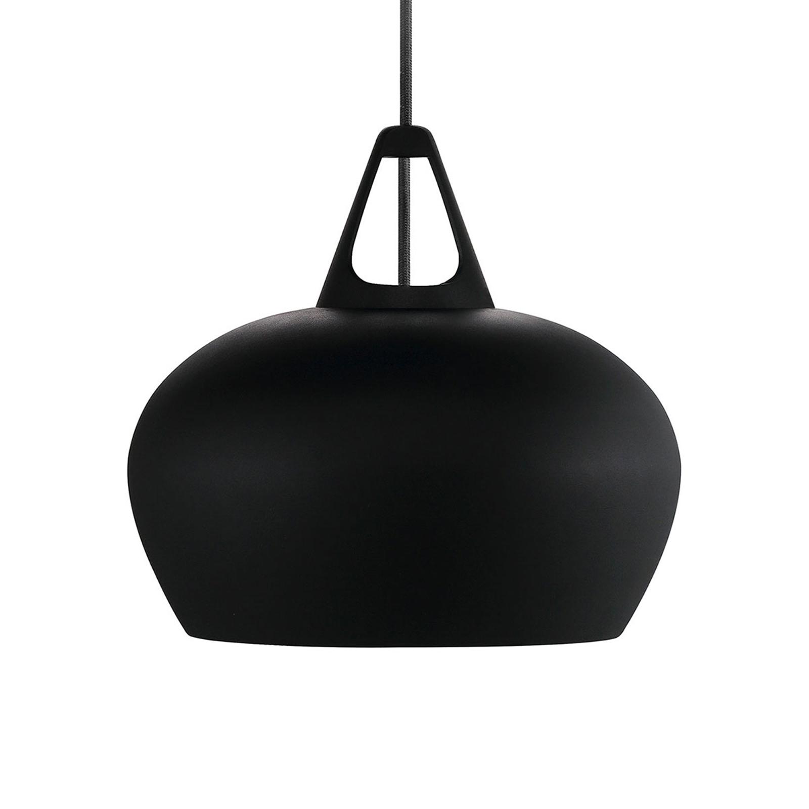 Effectrijke hanglamp Belly, Ø 29 cm