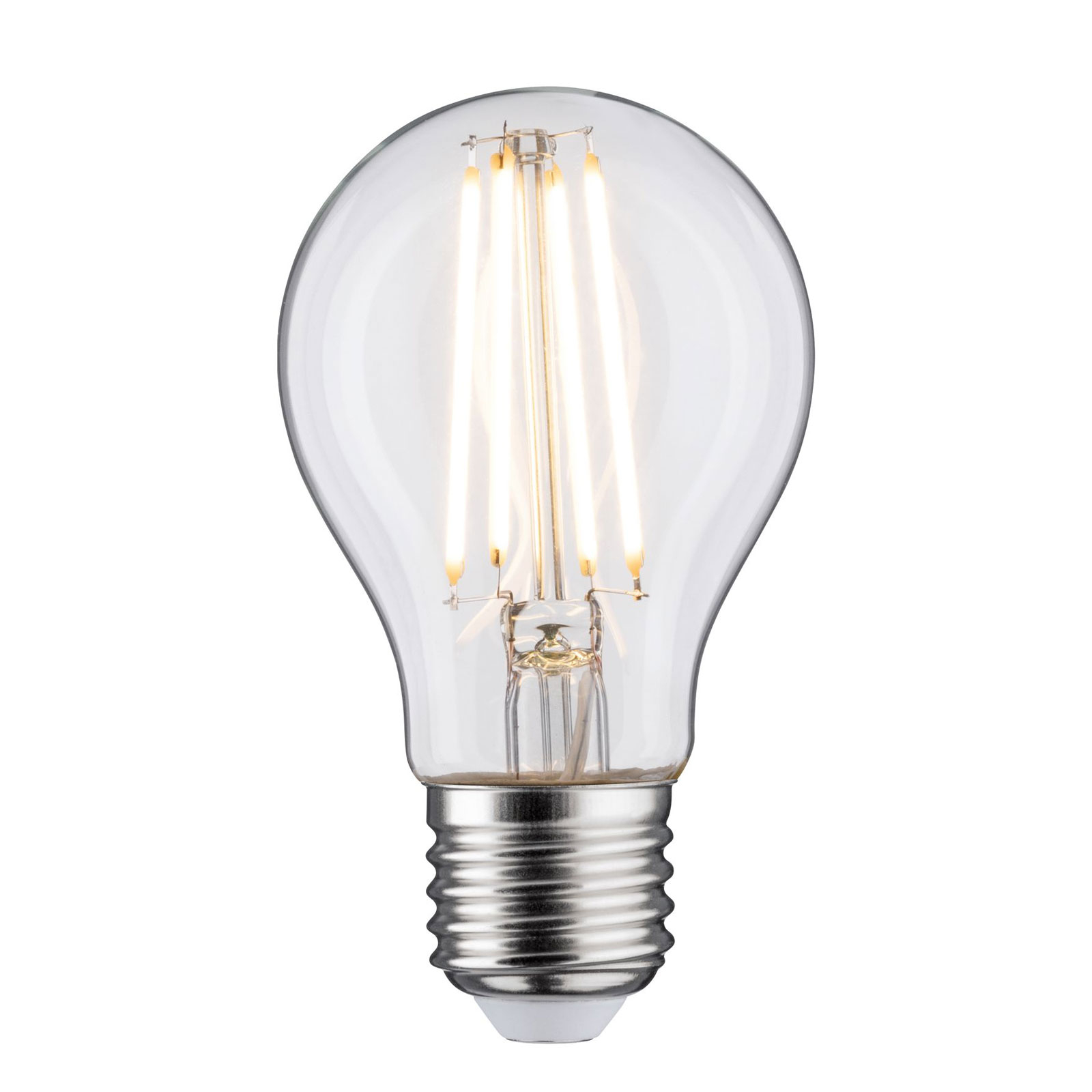 LED bulb E27 9 W filament 2,700 K clear dimmable_7601639_1