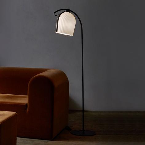 LE KLINT Arc - Designer-gulvlampe, håndlavet