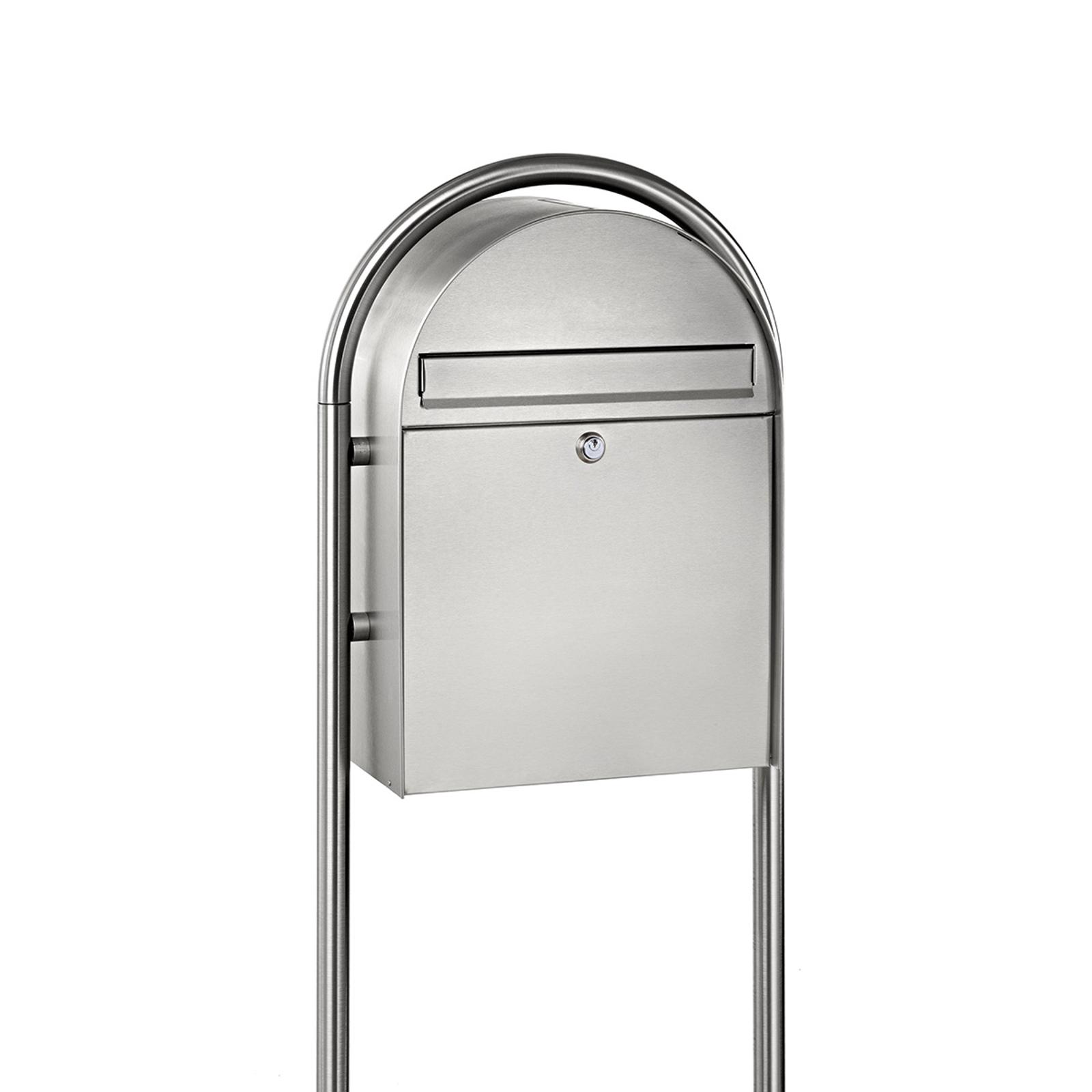 Rundbågsstativ 3785 Ni av rostfritt stål 44,3 cm