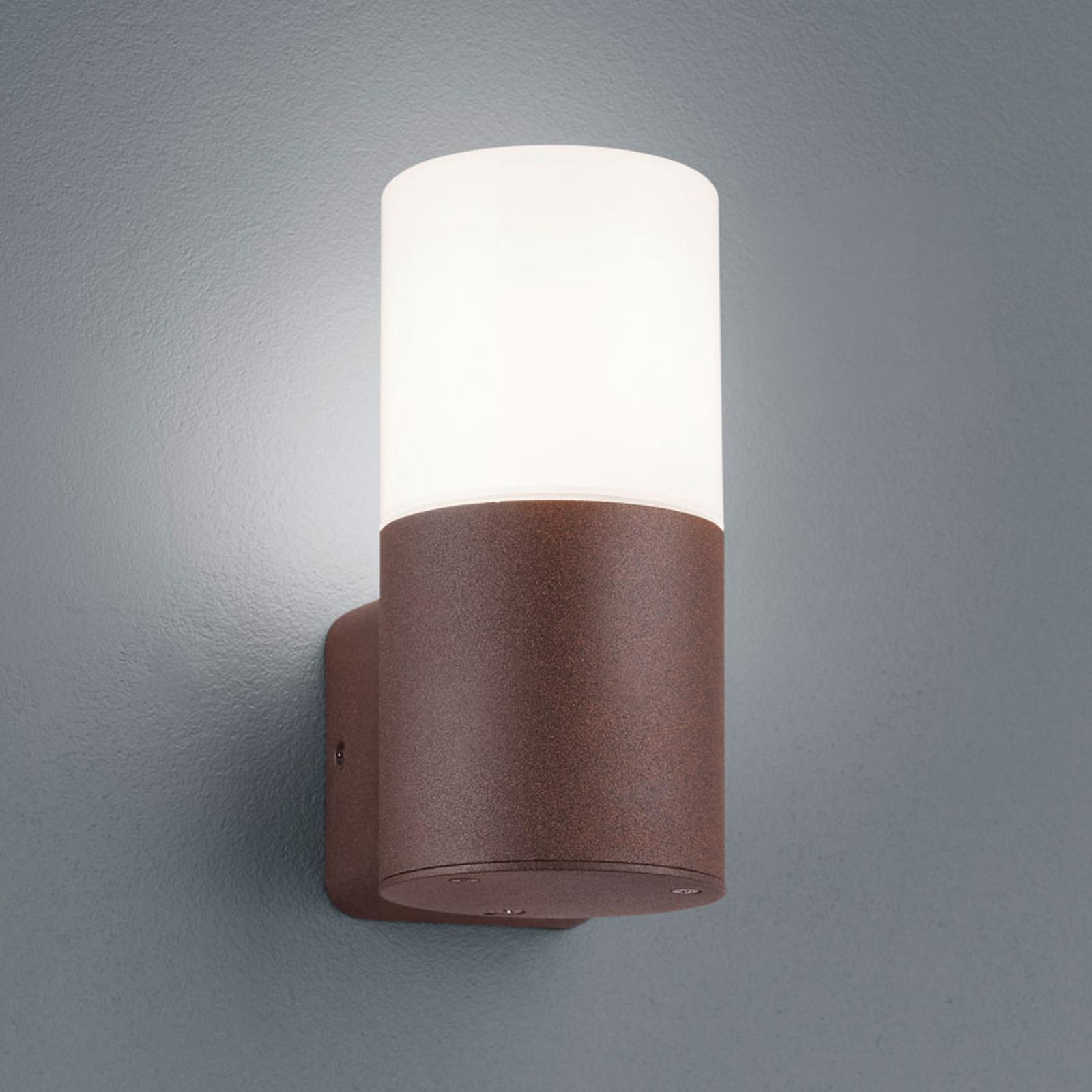 Utomhusvägglampa Hoosic 1 lampa