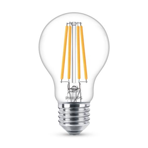 Philips Classic ampoule LED E27 A60 10,5W 4000K