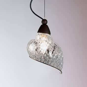 Chiocciola - yksilamppuinen riippuvalaisin