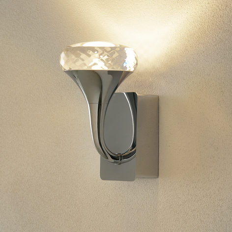 Glitrende designer LED vegglampe Fairy klar