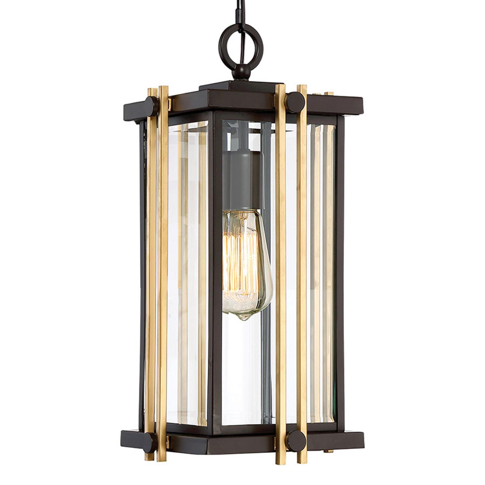Lampa wisząca Goldenrod zewnętrzna