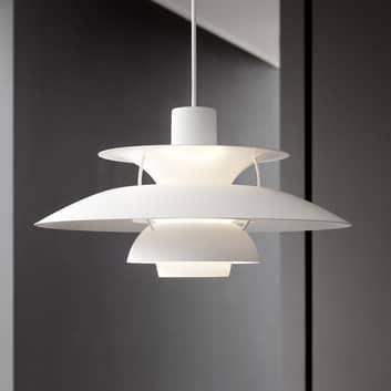 Louis Poulsen PH 5 hængelampe, monokrom