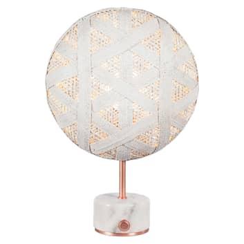 Forestier Chanpen S Hexagonal lampada da tavolo