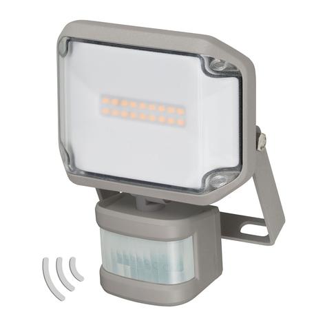 LED-Außenstrahler AL mit IR-Sensor IP44