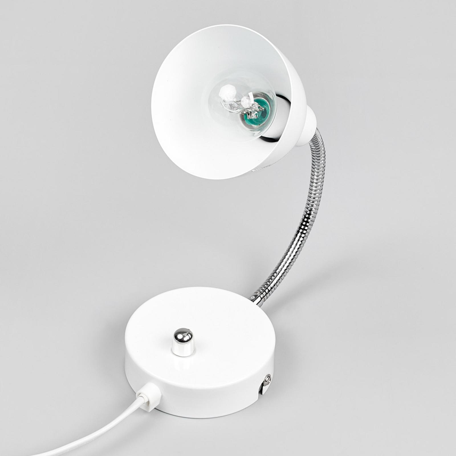 Wandleuchte Amrei Lampenwelt Flexarm Dimmer Wandlampe Flexible Lichtausrichtung