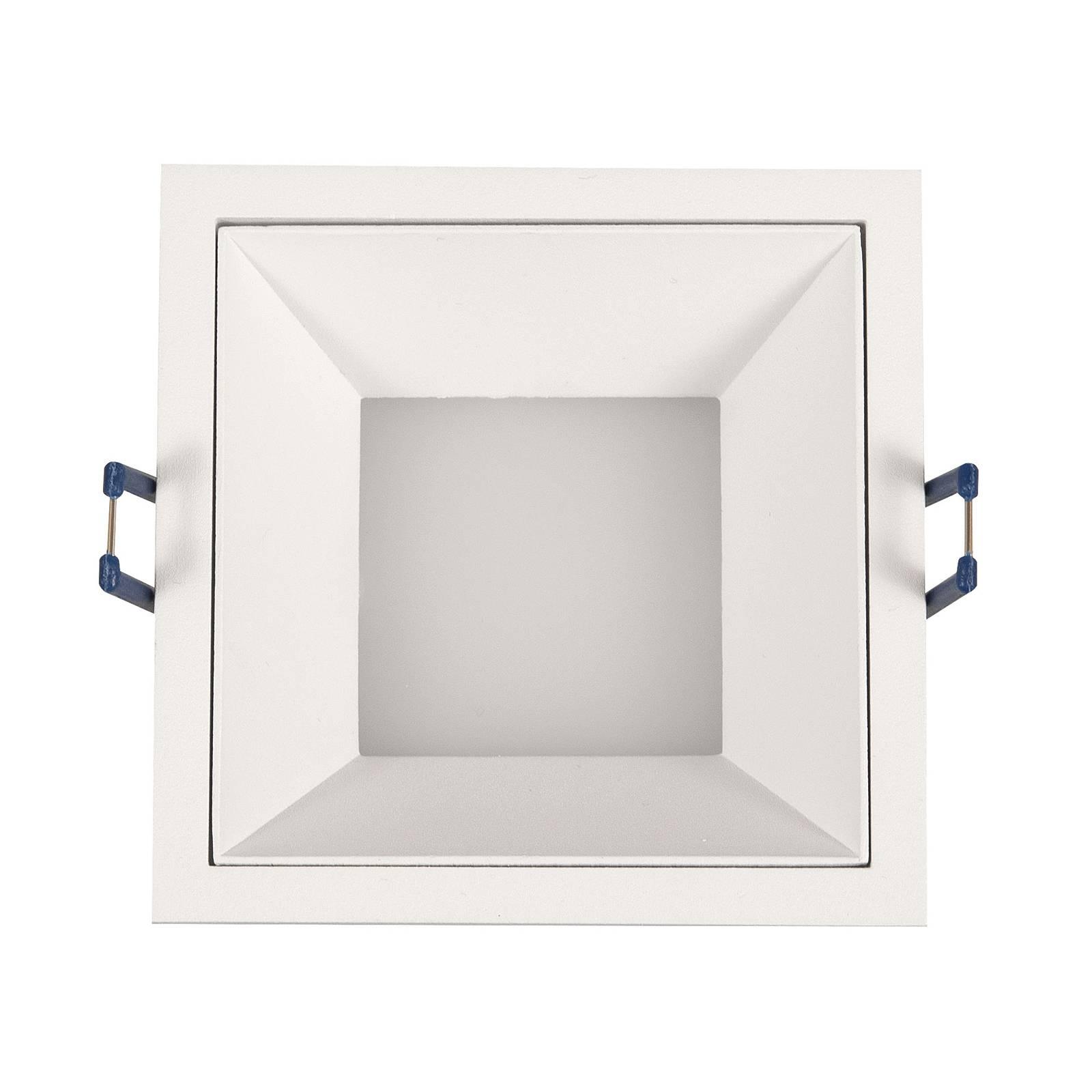 Inbouwspot Kris frame 3.000K symmetrisch wit