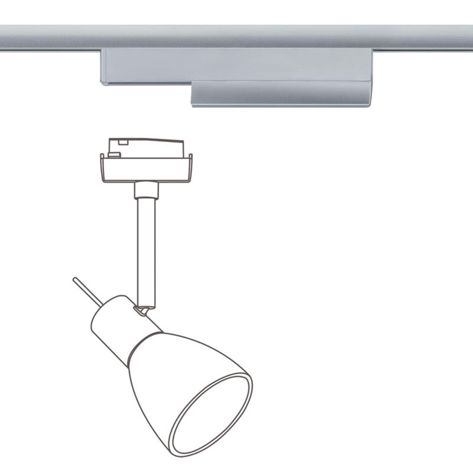 Paulmann Bluetooth URail Adapter On/Off/Dimm Chrom