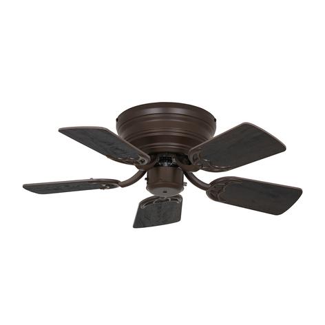 Ventilatore a pale Classic Flat III bronzo