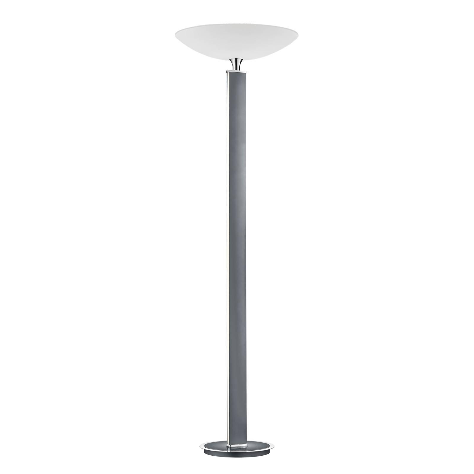BANKAMP Pure F lampa oświetlająca sufit antracyt