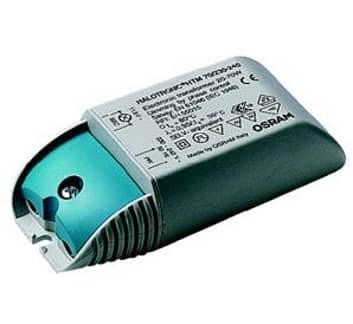 Elektronische trafo Halotronic Mouse 70-150W
