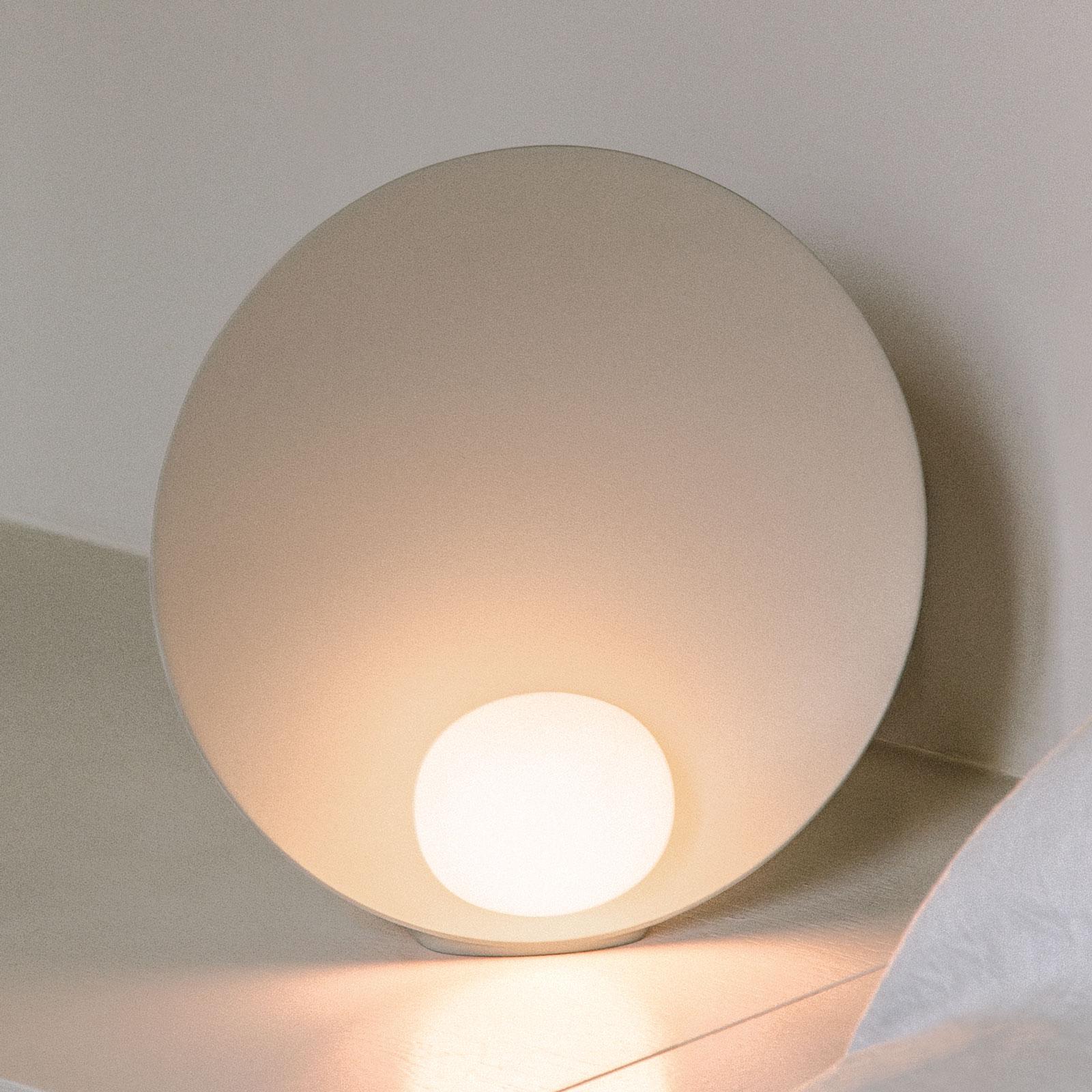 Vibia Musa 7400 LED tafellamp staand, taupe